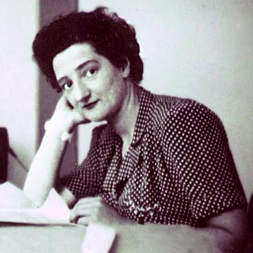 Eliane Jeannin Garreau