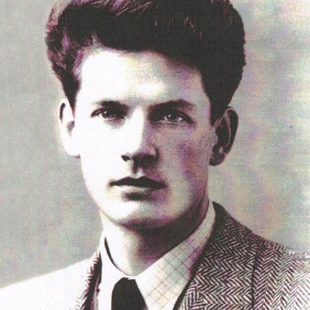 Henri Margraff Oktober 1945